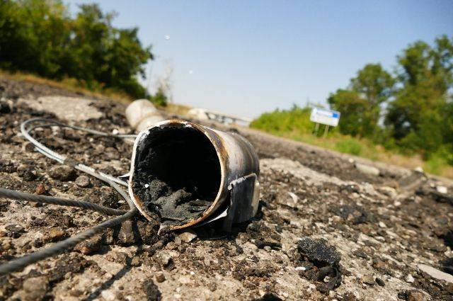 ДНР: автомобиль с военнослужащими НАТО подорвался на минном поле в Донбассе