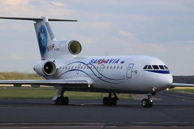 «Саратовские авиалинии» объявили о возможном закрытии