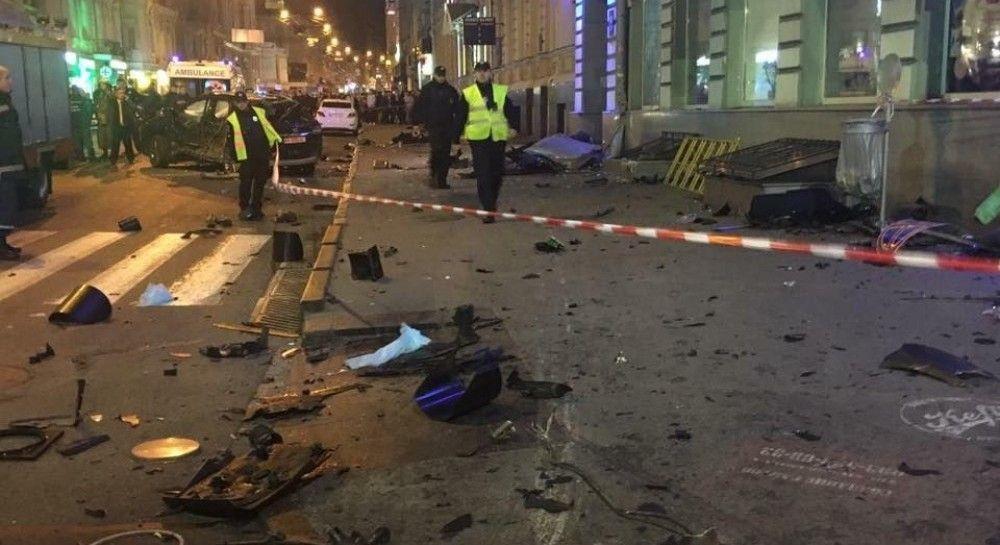 ДТП в Харькове: оба водителя двигались на запрещенный сигнал светофора