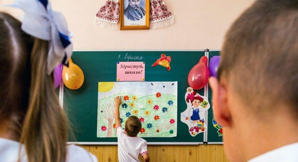 Гриневич назвала условия, при которых дети могут поступать в школу не по месту регистрации