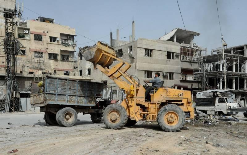 Ситуация в Сирии. США передали курдам новую партию оружия