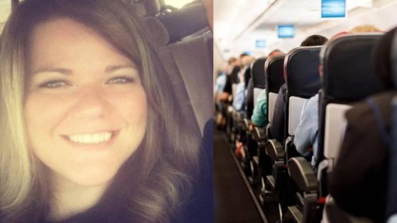 """""""Сижу возле толстой вонючки"""": парень защитил девушку в самолете, у которой сосед оказался хамом"""