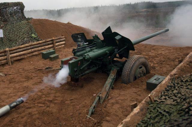 ДНР: Киев перебросил запрещенное вооружение в Донбасс