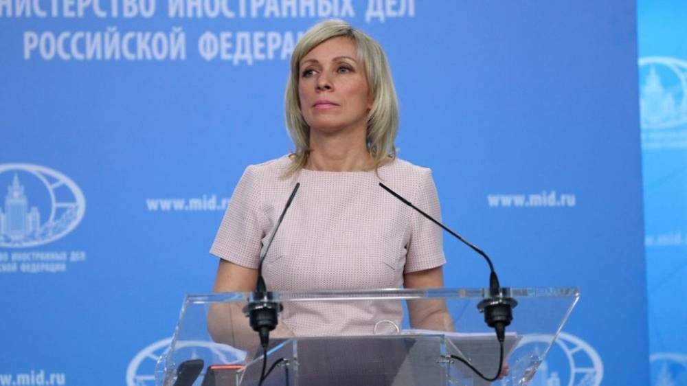 Нельзя сравнивать дела Вышинского и Сущенко – Захарова