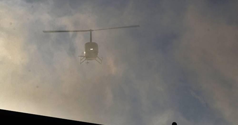 Выживших при жёсткой посадке вертолёта в Хабаровском крае доставили в Приамурье
