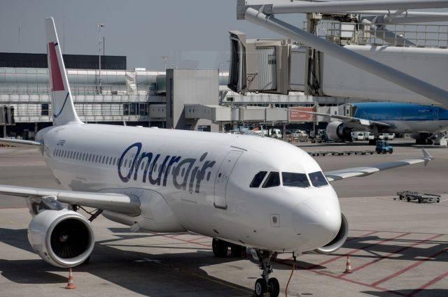 В Волгограде турецкий самолет аварийно приземлился из-за разгерметизации