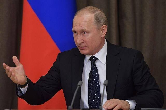 Путин поздравил российских полярников с профессиональным праздником