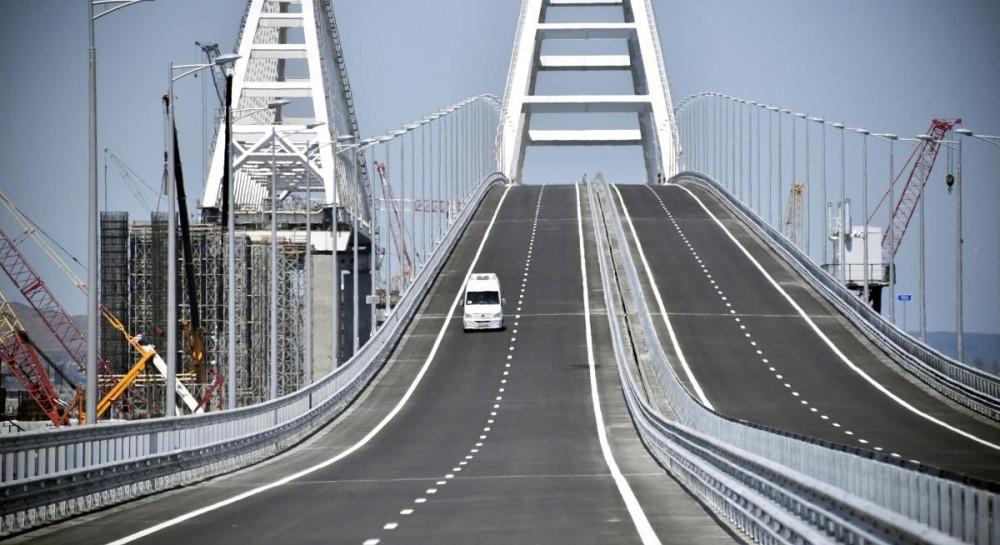 Украина обратилась в международный трибунал из-за незаконного строительства Крымского моста