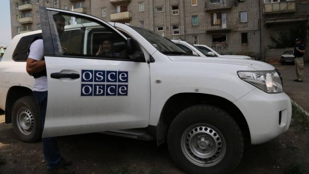 Военные ЛНР объяснили, зачем киевские силовики обстреляли патруль ОБСЕ под Луганском