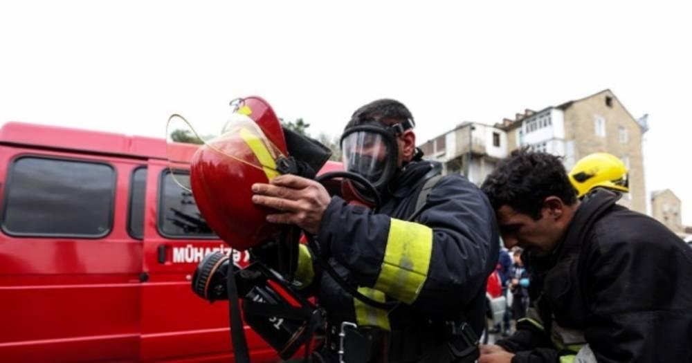 В кафе в Баку прогремел взрыв