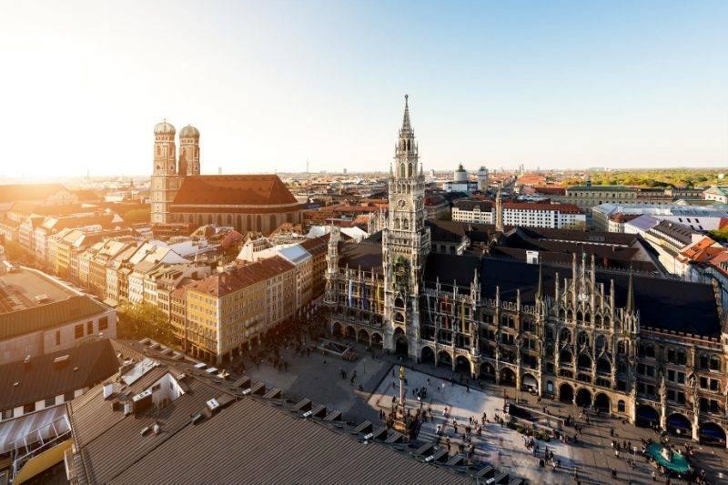 В этих немецких городах люди живут лучше всего