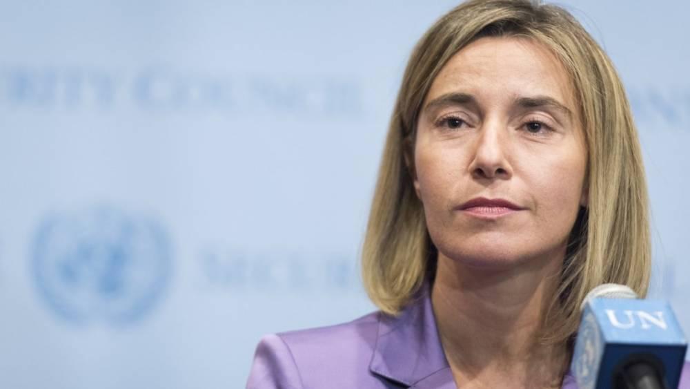 Помпео не объяснил, как выход из СВПД поможет работать с Ираном – Могерини