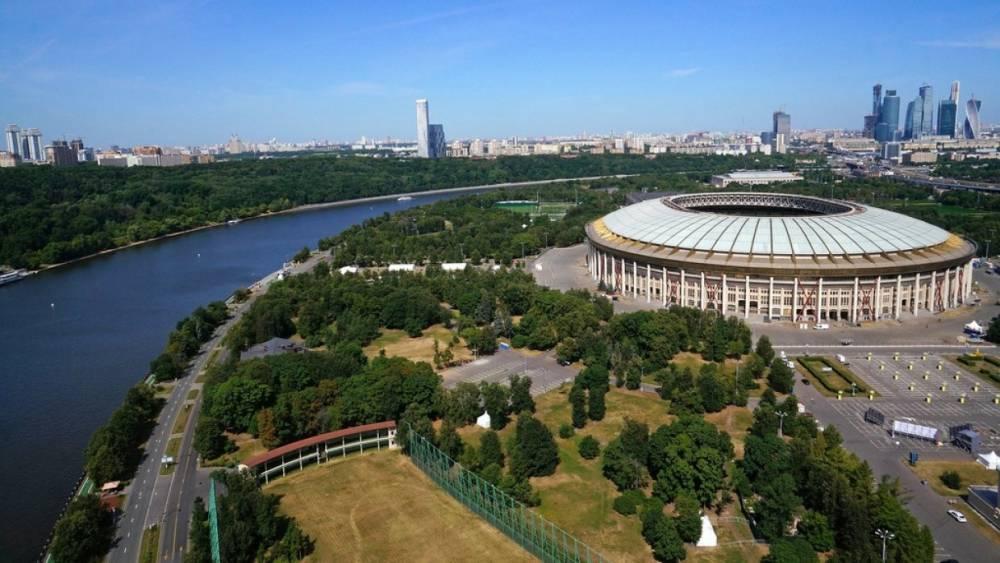 Новый автобусный маршрут запустили из центра Москвы до «Лужников»