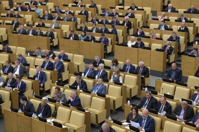 В Госдуме предложили давать резонансным законам имена их авторов