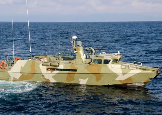 Спецназ Каспийской флотилии усилят скоростные катера