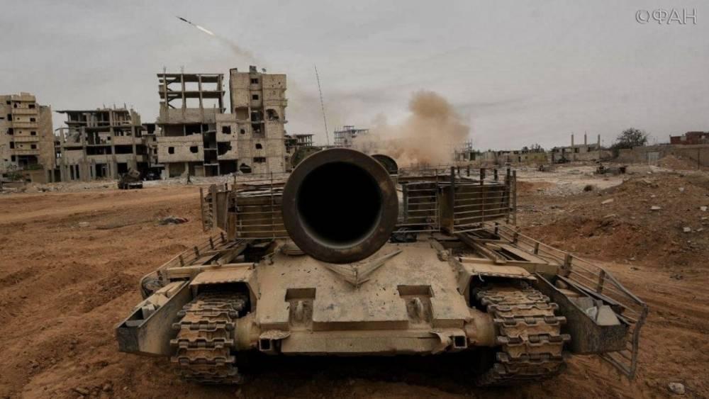 Сирия: САА готовит новую наступательную операцию в провинции Алеппо