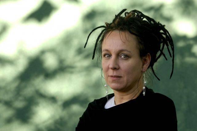 Букеровскую премию 2018 года получила польская писательница Ольга Токарчук
