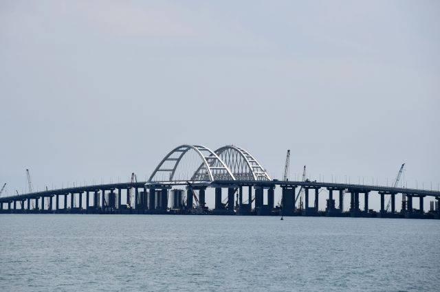 Власти Крыма прокомментировали притязания Украины на мост