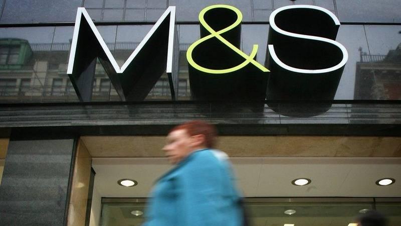 В связи с падением доходов к 2022 году Marks & Spencer закроет 100 магазинов