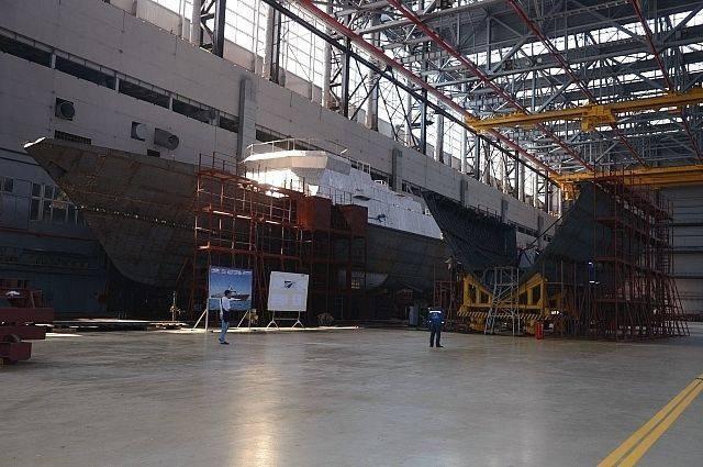 Путин подписал указ о передаче «Ростеху» крымского завода «Море»