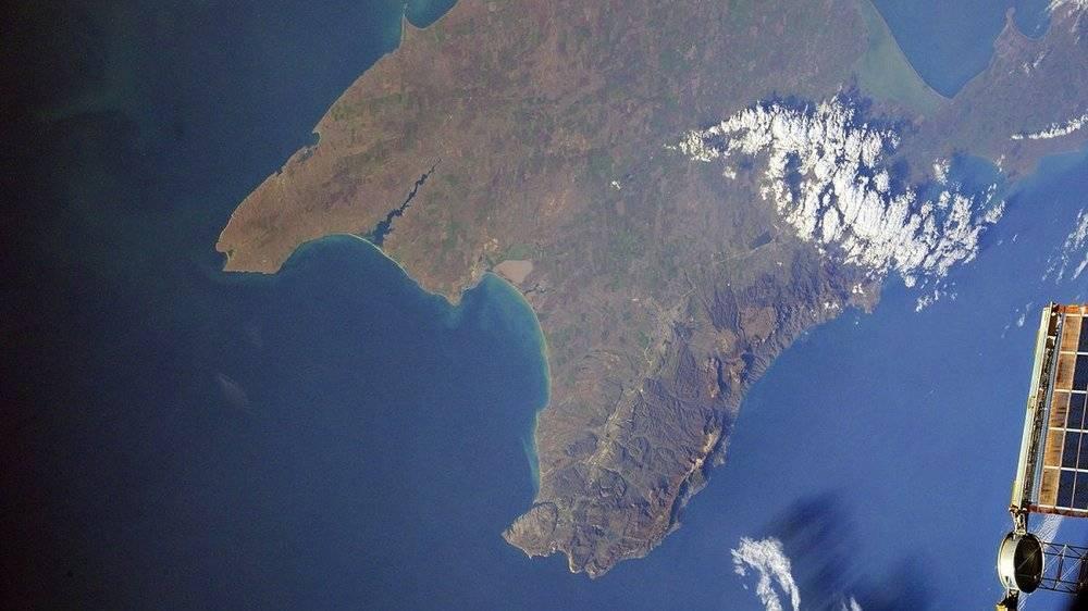В Крыму отреагировали на план Украины превратить полуостров в остров