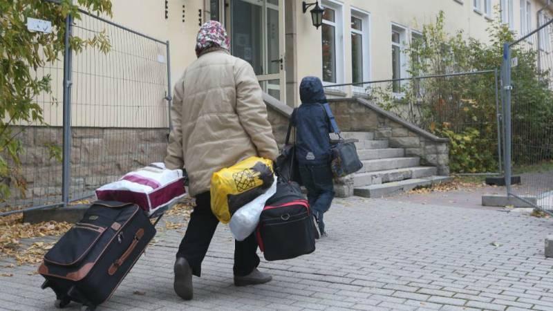Германия предоставляет убежище лишь одному из трех заявителей