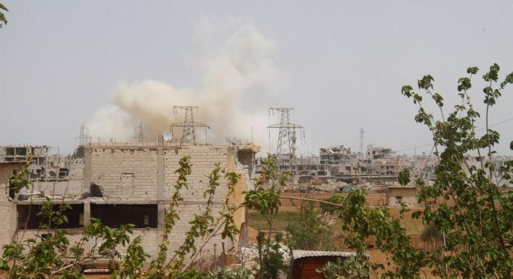Коалиция США нанесла удар по позициям «Хезболлы» в Сирии