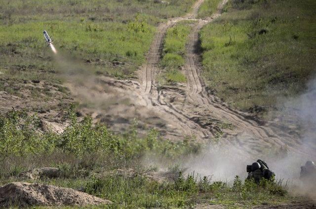 Пентагон намерен ускорить поставки оружия на Украину