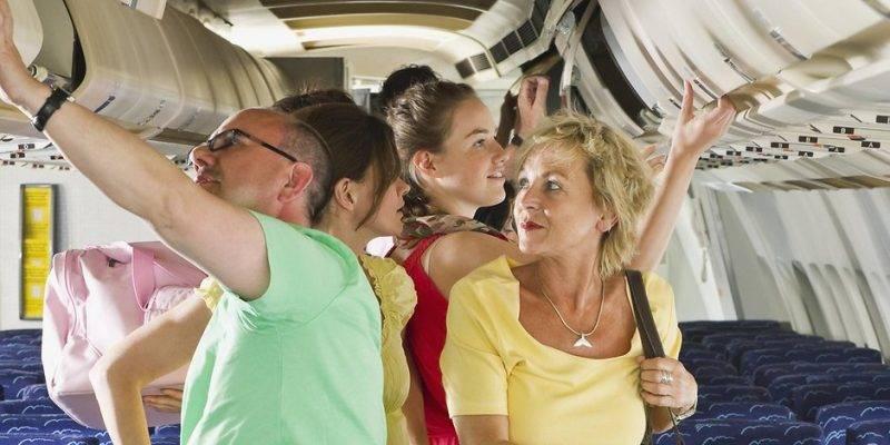 5 признаков, по которым можно определить, кто летит впервые
