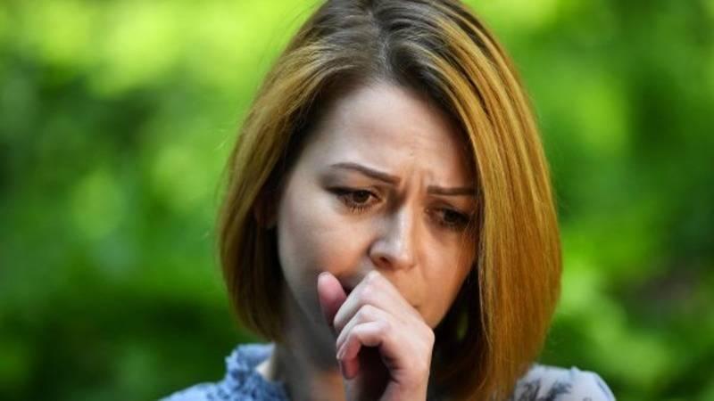 Юлия Скрипаль дала интервью впервые после отравления, признавшись в желании вернуться домой