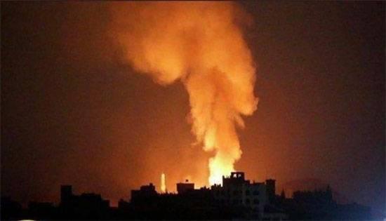 Ракетная атака сирийской провинции Хомс: под ударом авиабаза Аль-Дабаа