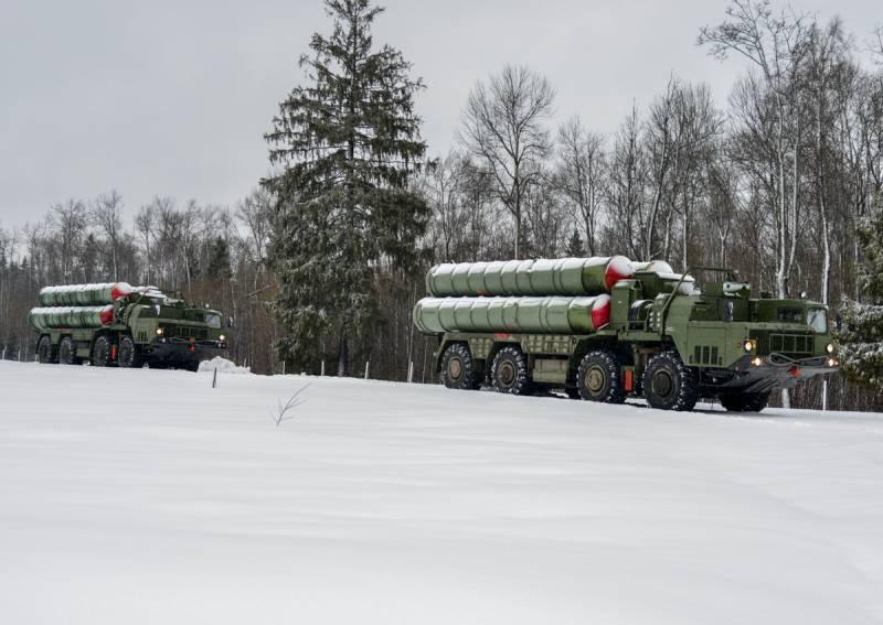 США: В России тайно проведено испытание С-500