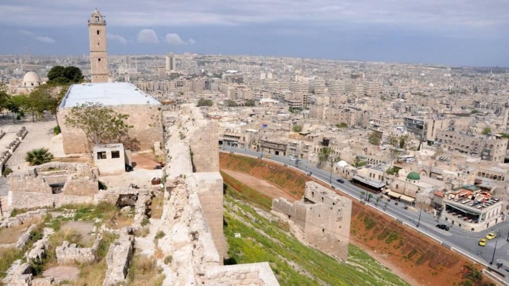Сирия: студенты-художники подготовили интерактивный проект по возрождению Алеппо