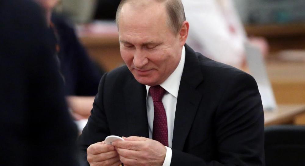 Путин снова заверил, что после реализации «Северного потока-2» РФ не будет закрывать транзит газа через Украину