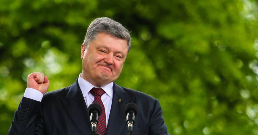 """Порошенко раскрыл план освобождения Украины от """"агрессора"""""""