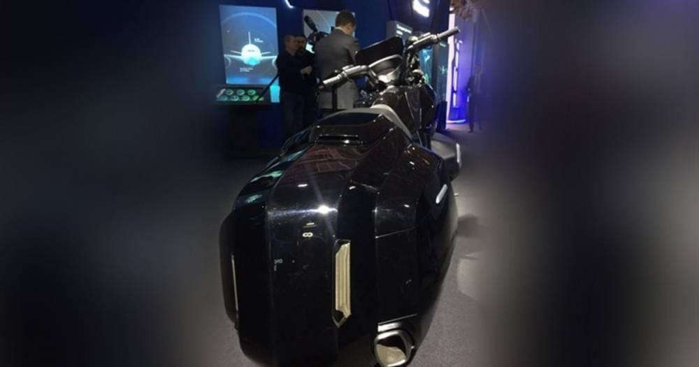 """Глава """"Ростеха"""" рассказал о разработке мотоцикла проекта """"Кортеж"""""""