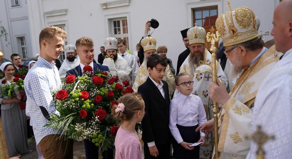 В Польше прошли торжества в день 80-летия  Предстоятеля  Православной Церкви