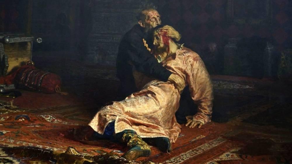 Эксперт рассказал, сколько продлится реставрация пострадавшей картины Репина