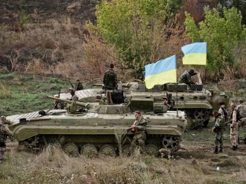 В ДНР заявили о потерях боевой техники ВСУ под Горловкой
