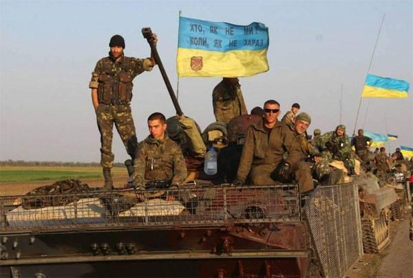 Спастись от произвола: военнослужащие 14-й бригады ВСУ перешли на сторону ЛНР