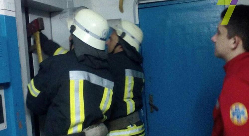В Одессе рухнул лифт с людьми - СМИ