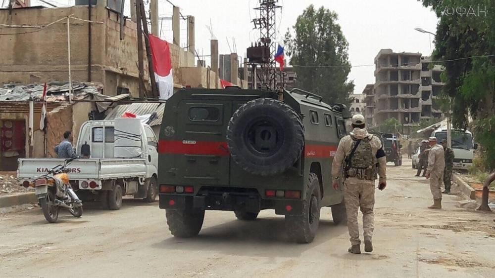 Сирия: российские военные в Дейр-эз-Зоре погибли, отражая нападение боевиков