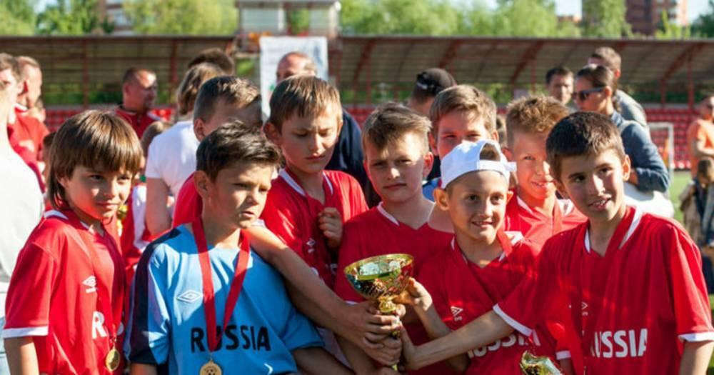 Взрослые, вам слабо? Сборная России выиграла детский ЧМ по футболу