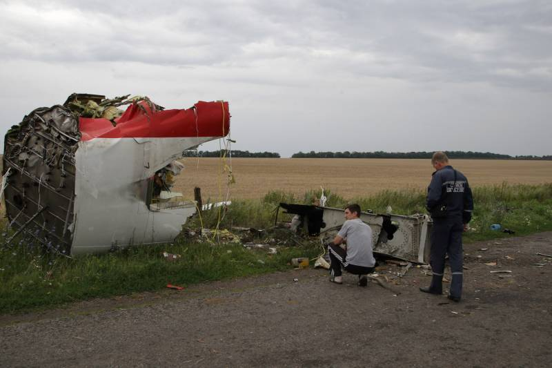 МН-17: обвинения голландской комиссии и контраргументы России