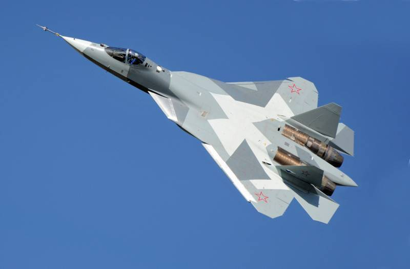 Су-57 вместо F-35? В Анкаре такой вариант не исключают