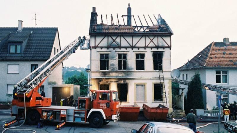 Золинген - символ расизма и ксенофобии. 25 лет назад сожгли пять мигрантов