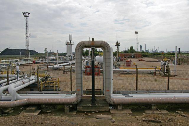 «Газпром» передал акции «Северного потока-2» в залог зарубежным партнерам: фото и иллюстрации