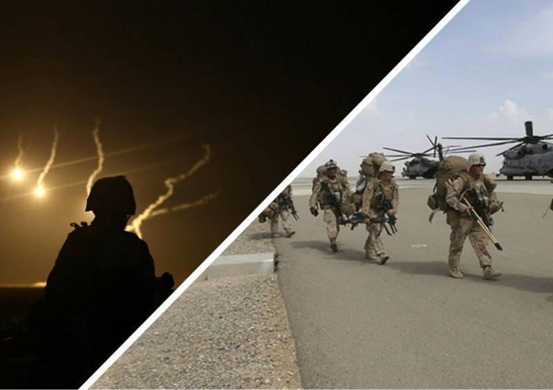 Знаковое поражение США и SDF под Эль-Хусейнией: «Трумэн» ждёт команды на ответ, ВКС готовят подкрепление