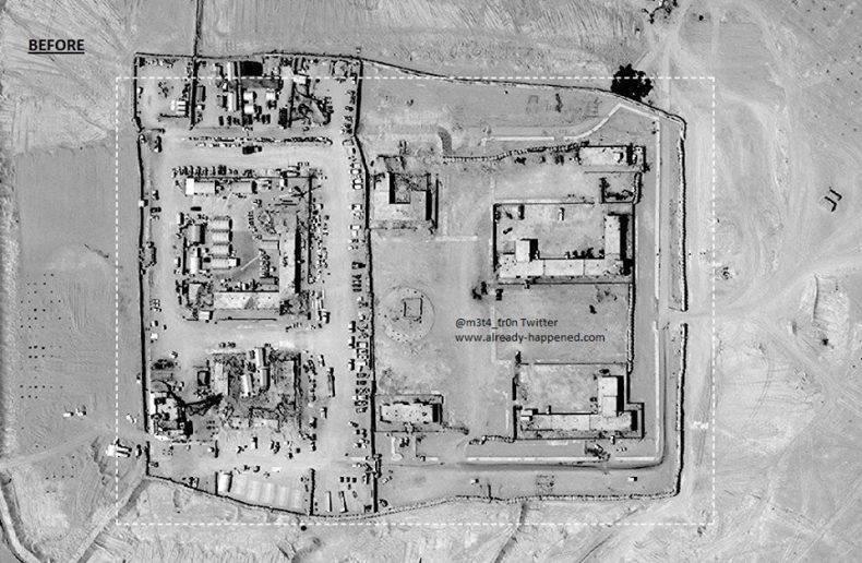 Для чего США расширяют военную базу Эт-Танф в Сирии?