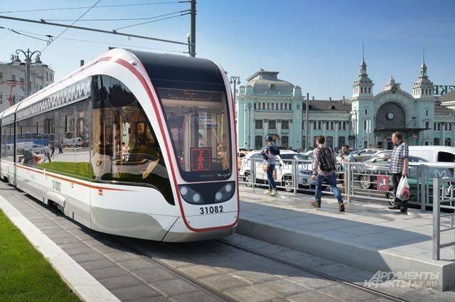 Собянин: с 16 июня все московские трамваи будут работать без турникетов